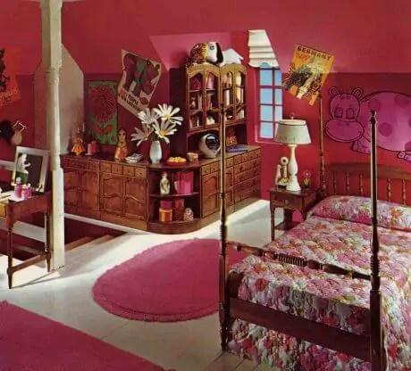 Mid Century Childrens Bedrooms From Ethan Allen 1974