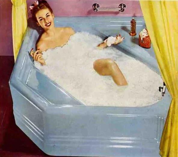 Choosing A Bath Tub Big Enough To Soak In I Change My