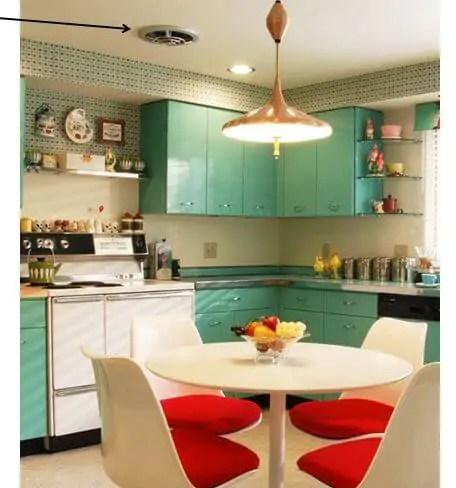 vintage kitchen vent fan vintage