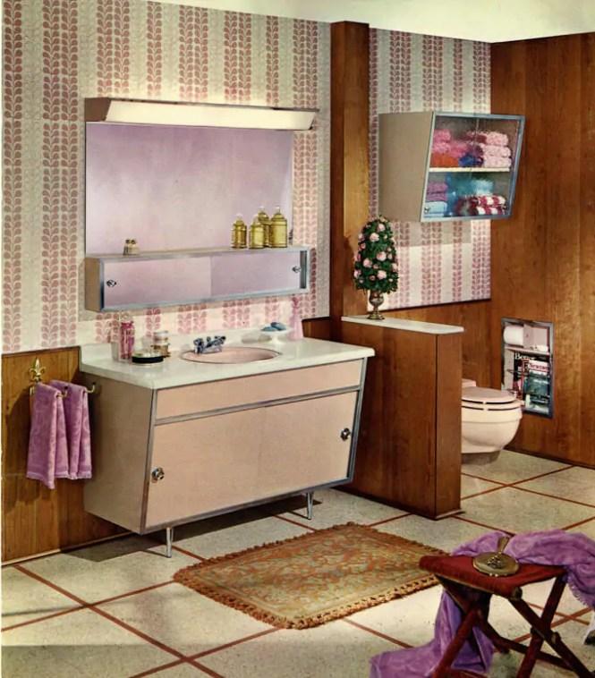 60s Bathroom