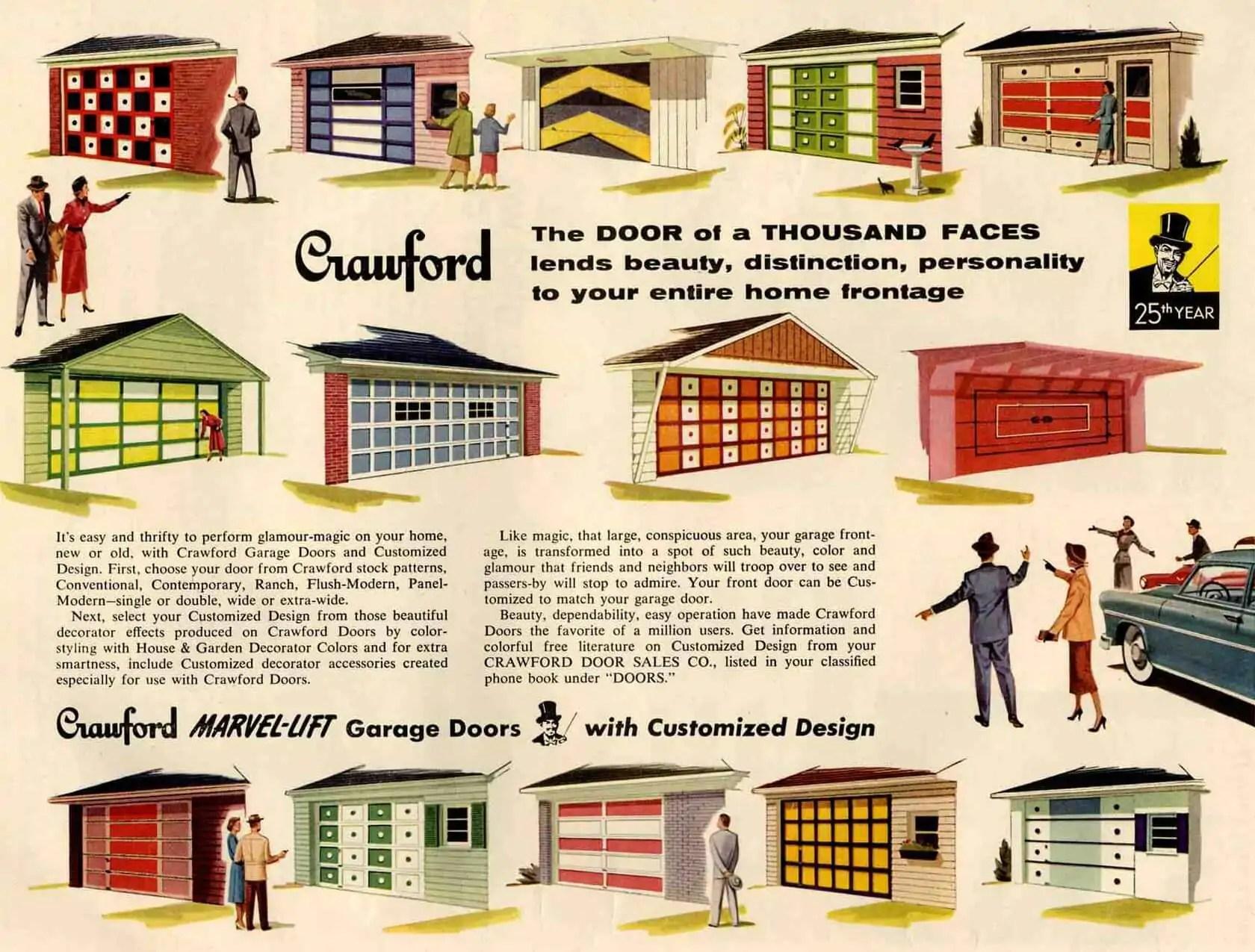 Create a modern garage door with this easy DIY idea ... on Garage Door Colors Ideas  id=80082