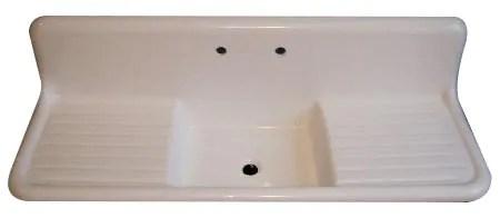 farmhouse kitchen drainboard sinks