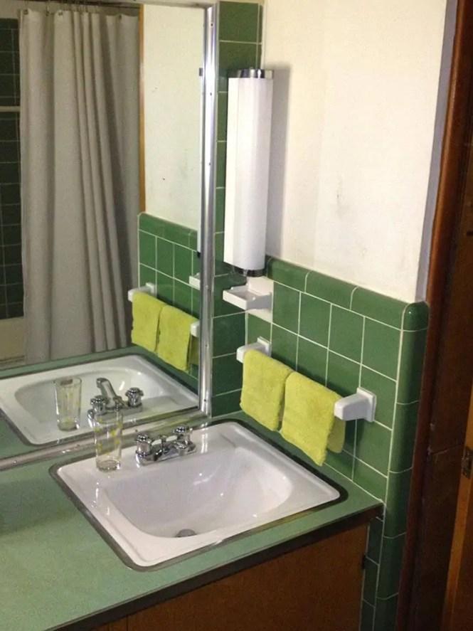 Mid Century Bathroom Mid Century Modern Bathroom Lighting
