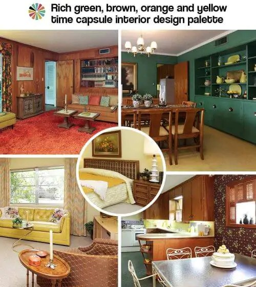 Time Capsule Homes Archives Retro Renovation