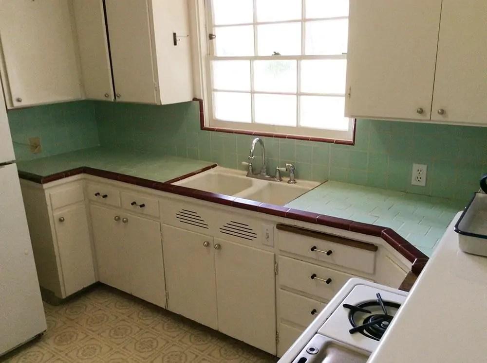 1930 Art Deco Kitchen Design
