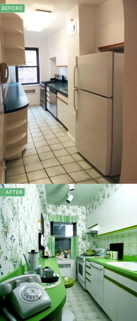 Ben Sander Transforms A Blah 1980s Kitchen And Bathroom