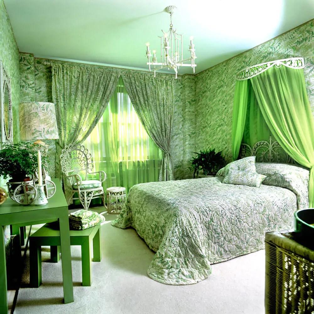 Ben Sander, aka Brini Maxwell, designs two sensational 70s ... on Bedroom Decor  id=49151