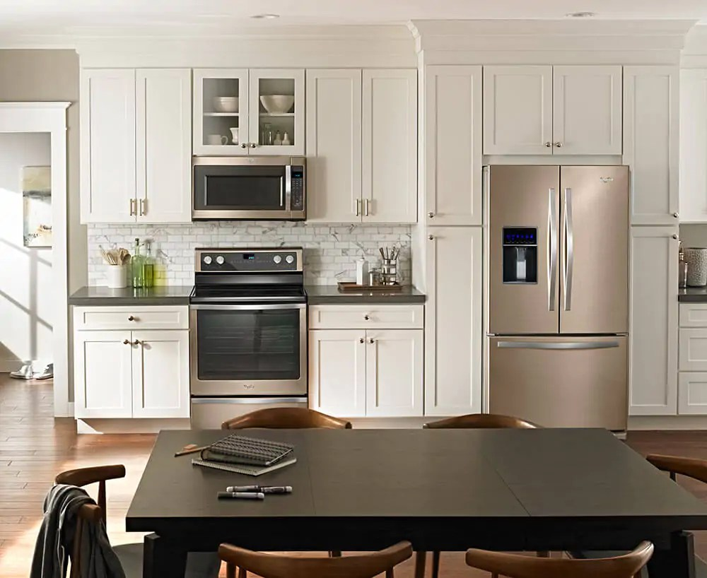 Whirlpool Sunset Bronze Kitchen Appliances Would You