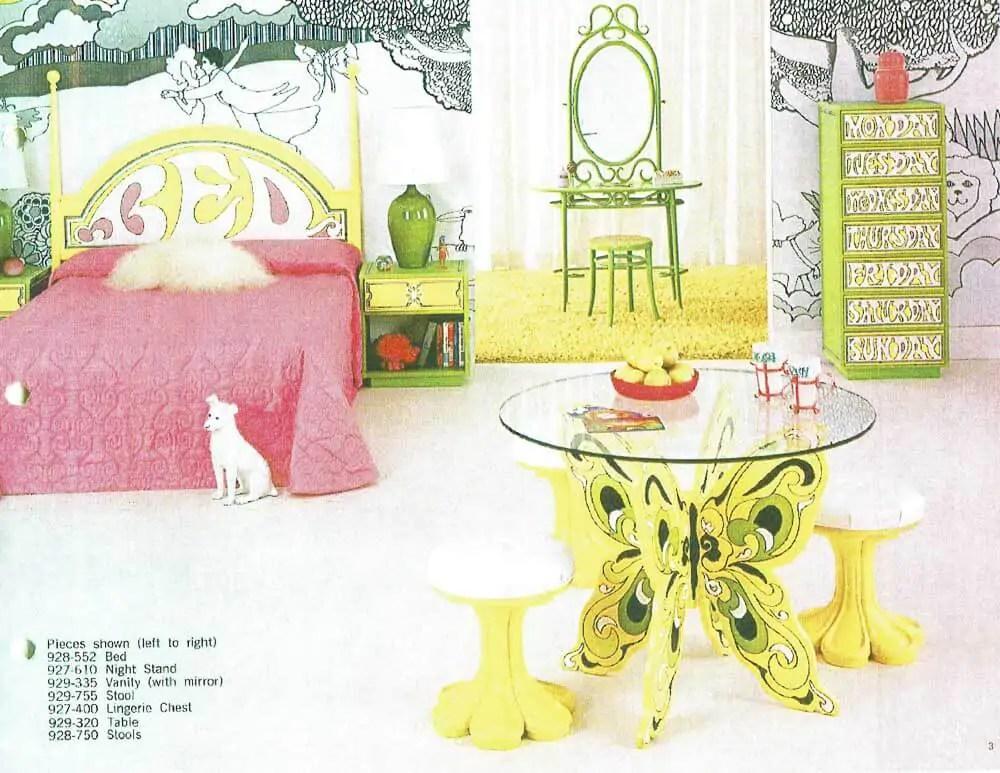 1970 Drexel Plus One Catalog Plus Kevin Has Pieces For