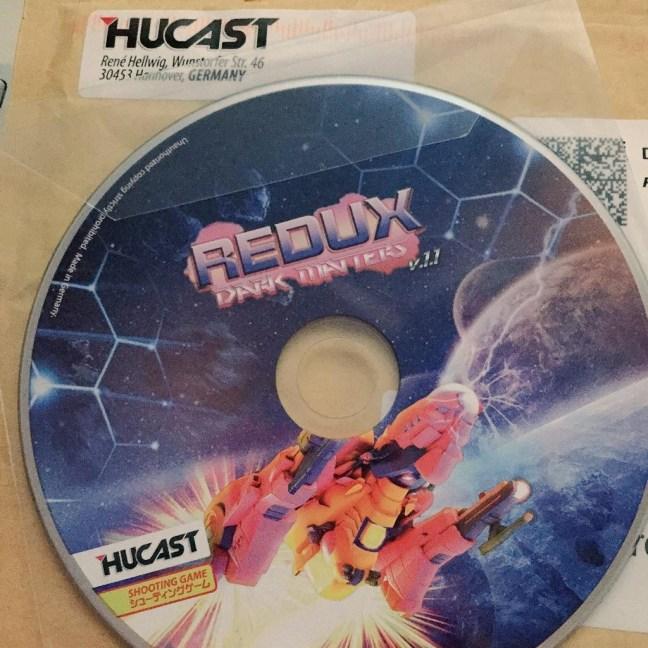 Redux: Dark Matters 1.1 replacement disc