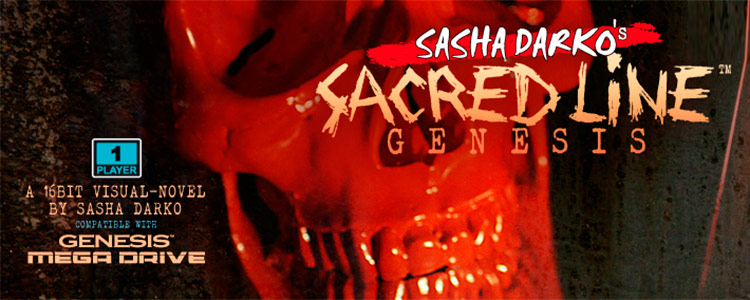 Sasha Darko's Sacred Line Genesis