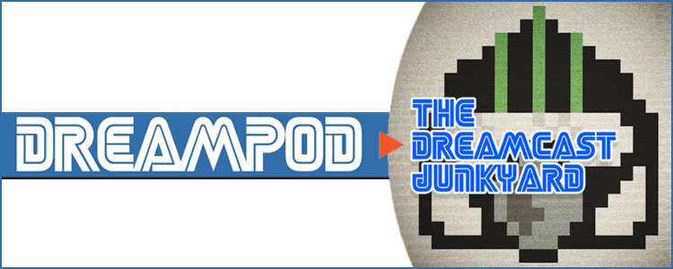 The Dreamcast Junkyard DreamPod featuring Ameba and Xenocider