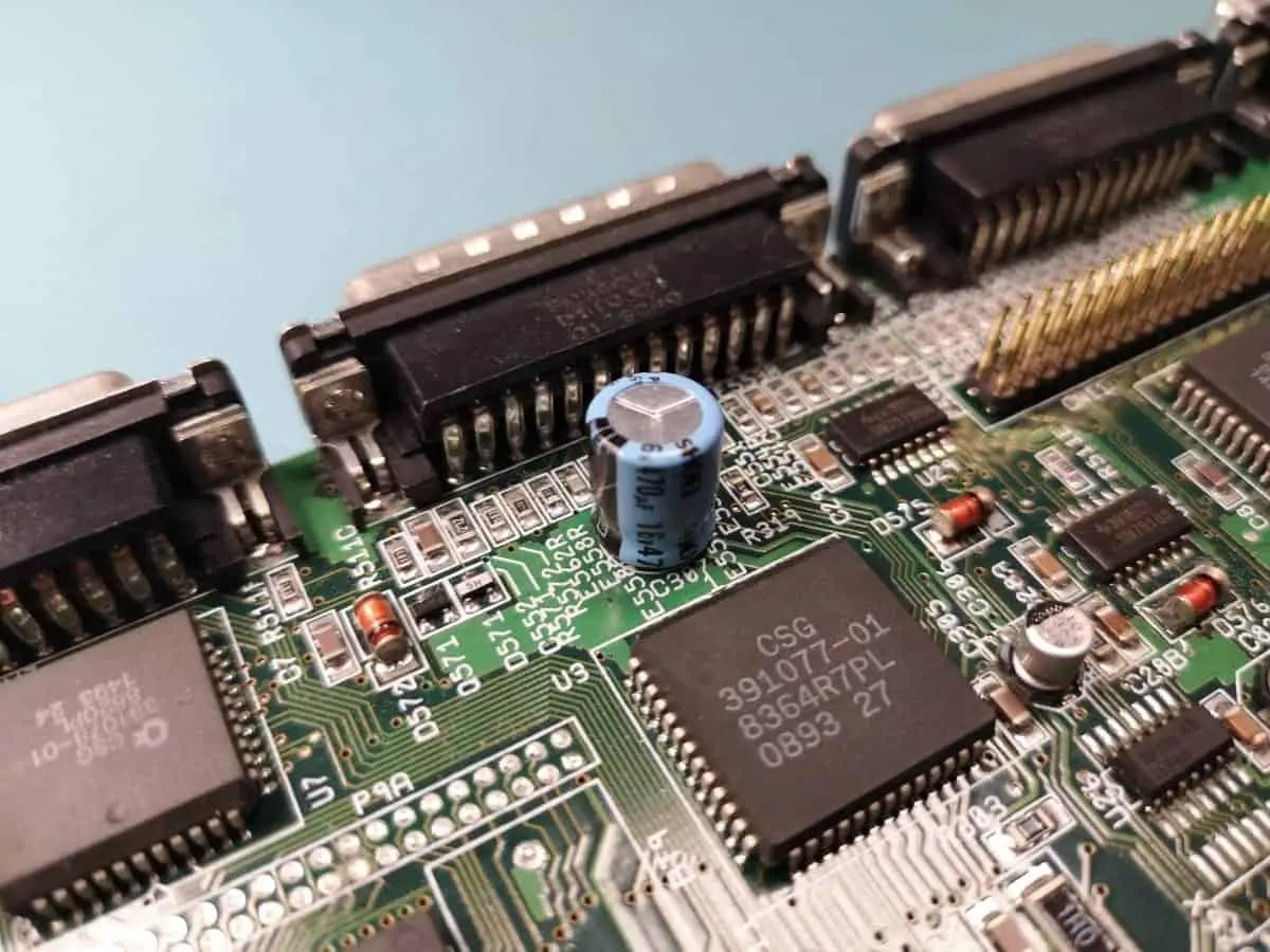 Amiga 1200 Disassembly