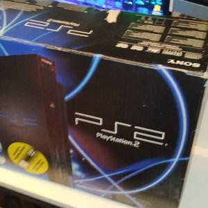 PlayStation 2 FAT Negro PAL