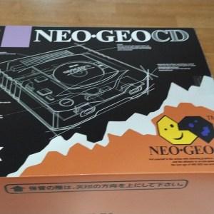 NeoGeo CD JAP