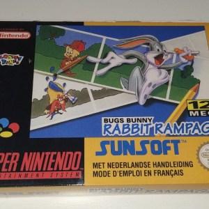 Bugs Bunny Rabbit Rampage NTCS