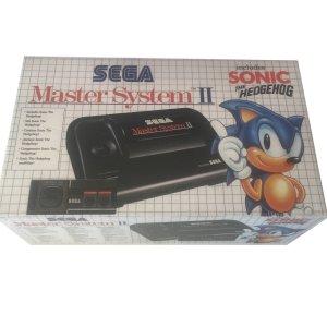 Master System I Edición Sonic