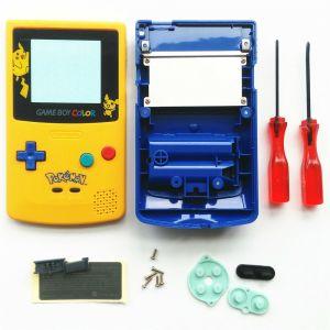 Kit Carcasa Nintendo Game Boy Color: Edición Pikachu