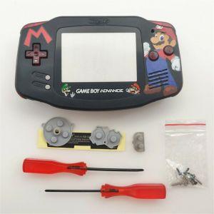 Kit Carcasa Nintendo Game Boy Advance: Edición Mario