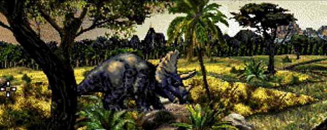 Jurassic Park Sega CD