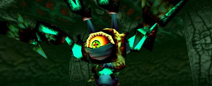Queen Gohma Battle Ocarina