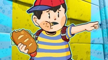Ness Amiibo Sandwich Blues