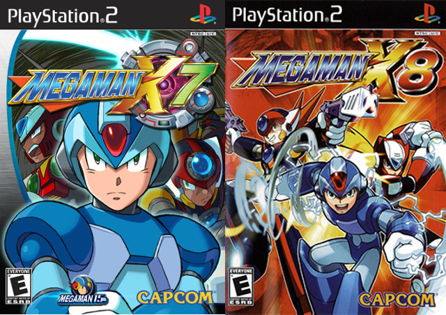 Mega Man X7 and X8