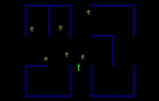 Image result for berzerk game