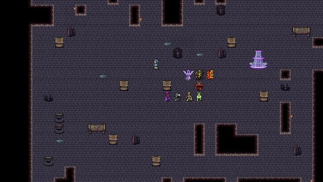 Siralim Dungeon Realm