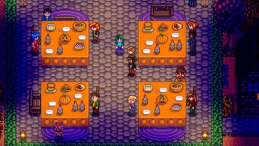 Stardew Valley Spirit Festival