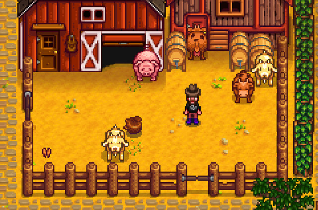 Stardew Valley Truffle
