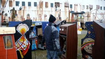 The Duke of Lancaster's Arcade Haul