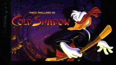 Maui Mallard in Cold Shadow