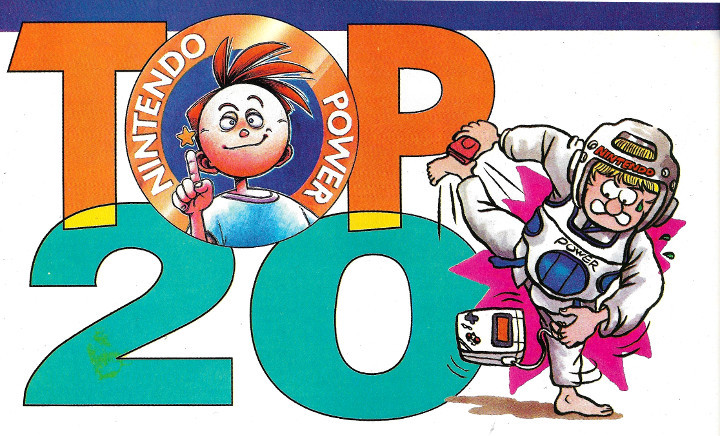 How Did Nintendo Power's Top 20 Scoring System Work?