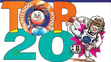 Nintendo Power Top 20