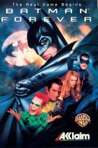 Batman Forever - Sega Genesis