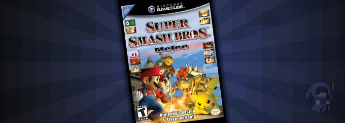 Smash Bros Melee - Among the Most Iconic & Rare GameCube Games