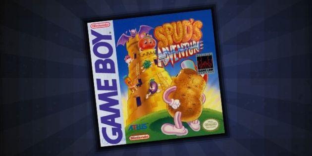 Spud's Adventure - #1 Rare Game Boy Game