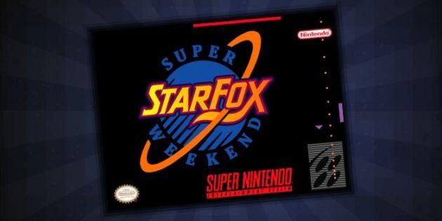 Starfox Weekend