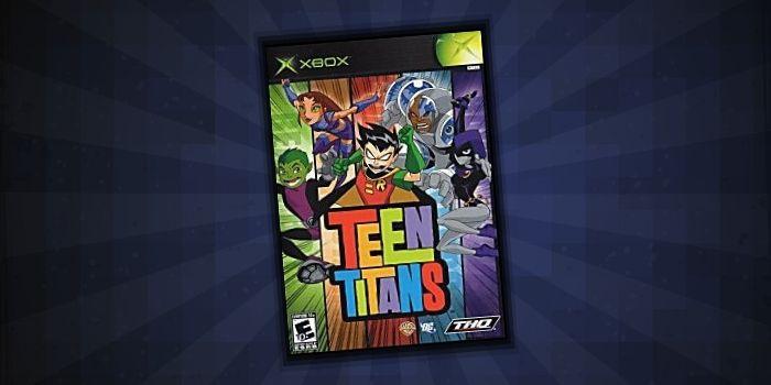 Teen Titans - #5 Rare Xbox Game