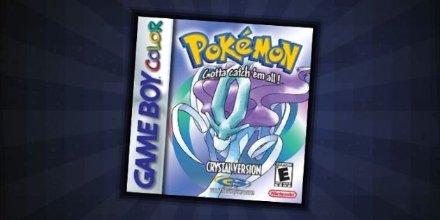 Pokemon Crystal – #7 best Pokemon GBC game
