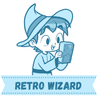 Retro Wizard