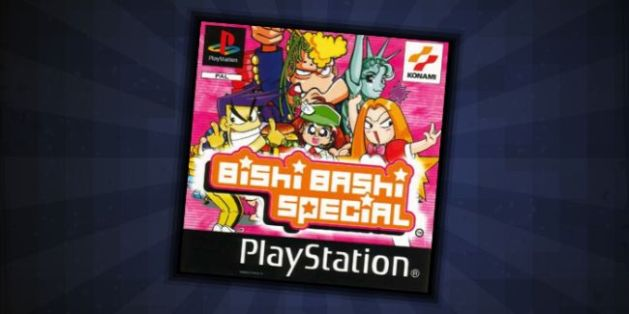 Bishi Bashi Special - #1 best PS1 Multiplayer Games