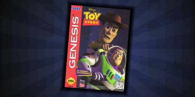 Toy Story Sega Genesis