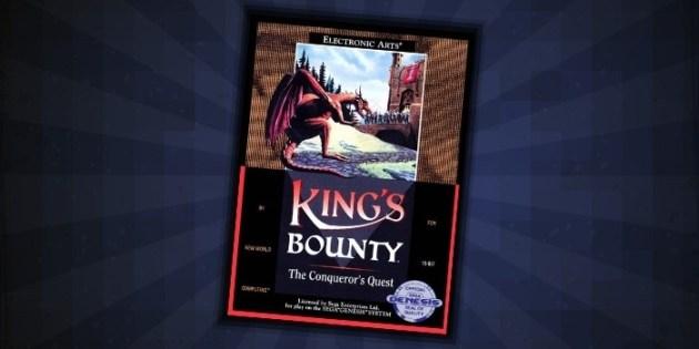 King's Bounty - #5 Best Sega Genesis RPGs