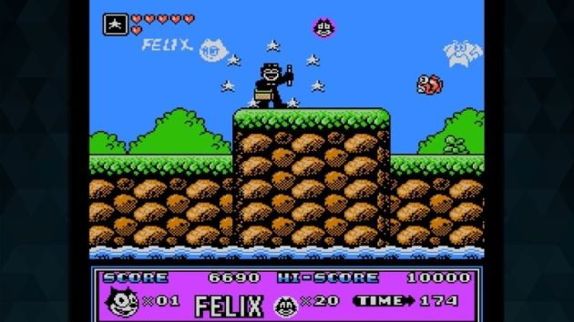 Felix the Cat - #5 NES Hidden Gems
