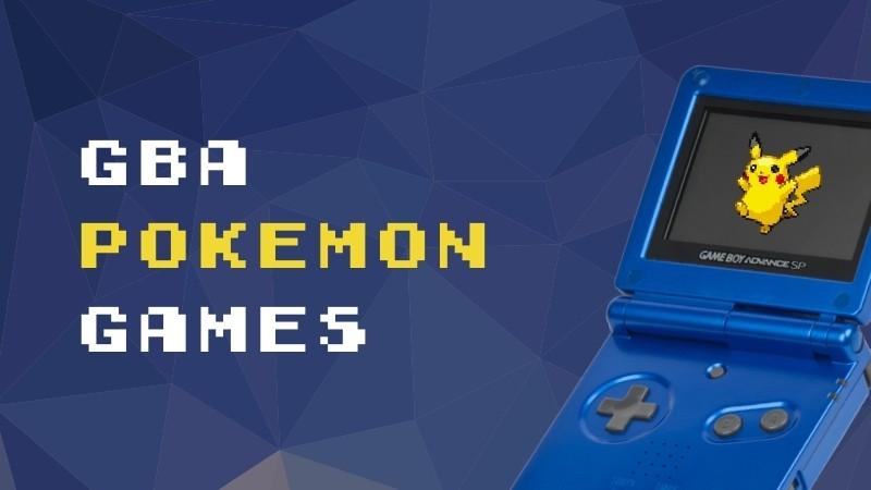 Best GBA Pokemon Games