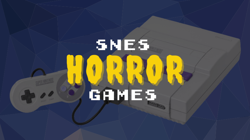 Best SNES Horror Games