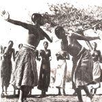 Kranich-Tanz der Watussi