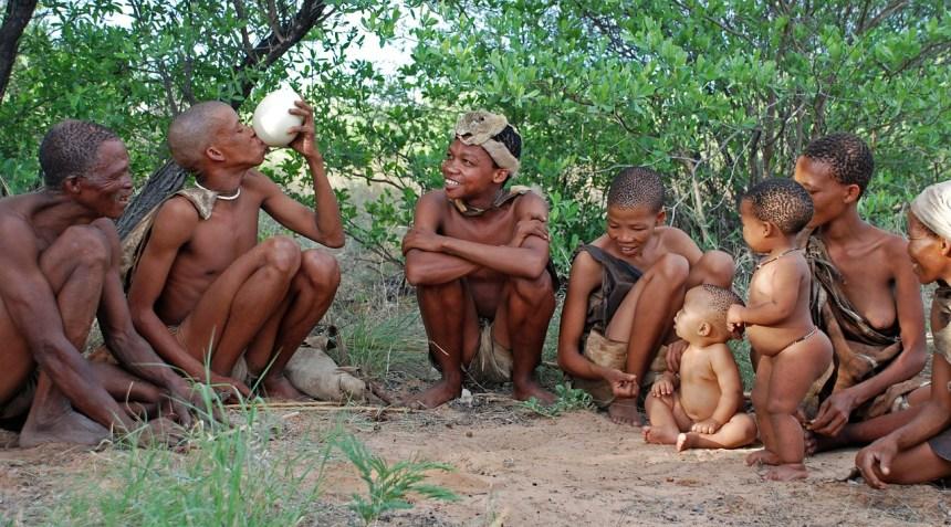 Konsens bei Ureinwohnern